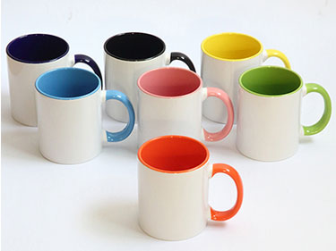 wholesale blank ceramic coffee mugs sublimation cheap reusable espresso stoneware tea cups with design